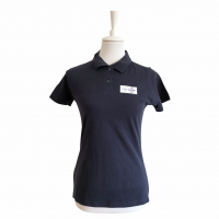 Piqué Polo-Shirt Damen